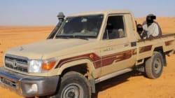 Bordj Badji-Mokhtar: des contrebandiers de nationalité malienne