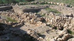 Ανακαλύφθηκε η πύλη της βιβλικής πόλης Γκαθ, πατρίδας του
