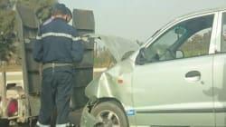 Accidents de la route: 2.216 morts en