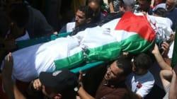 Des milliers de Palestiniens aux funérailles du père du bébé brûlé