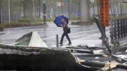Τυφώνας έπληξε τις ακτές της Κίνας, έχοντας αφήσει έξι νεκρούς στην