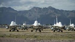 Les Etats-Unis ont déployé des F-16 en Turquie contre
