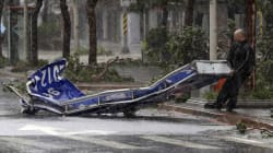 Στους 14 οι νεκροί από το πέρασμα του τυφώνα Σουντελόρ στην