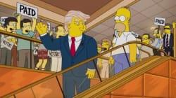 Les Simpson ont-ils prédit le nom du futur président des