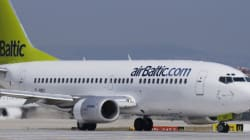 Πιλότοι και αεροσυνοδοί της Air Baltic συνελήφθησαν επειδή τα είχαν