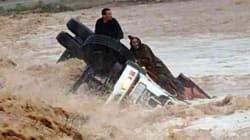 Disparition de 5 personnes à Azilal suite à des pluies