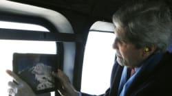 Kerry accuse la Chine et la Russie de lire