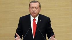Erdogan veut poursuivre les opérations contre les rebelles