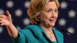 Hillary Clinton déclassée dans un sondage pour la