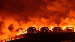 Explosions de Tianjin: 12