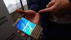 La dernière invention de Samsung pour le Galaxy, c'est plutôt