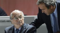 Fifa: Blatter affirme que Platini l'a menacé de prison pour le dissuader d'être