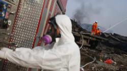 Chine: Des centaines de tonnes de cyanure avaient été entreposées à