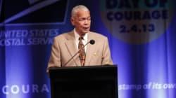 Julian Bond, grande figure noire des droits civiques aux États-Unis, est