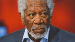 Morgan Freeman échappe à un accident