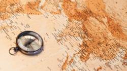 인구 수 대로 세계 지도를 다시