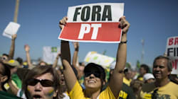 900.000 à deux millions de brésiliens exigent le départ de la présidente