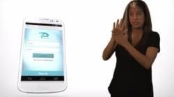 Telefonieren für Gehörlose und