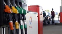 L'essence en baisse, le prix du gasoil