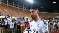 Espagne: Sergio Ramos reste au Real Madrid jusqu'en