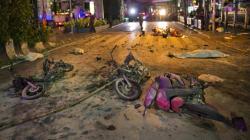 Explosion dans une zone commerciale de Bangkok, plusieurs