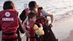 Nombre reccord de migrants arrivés en Europe, la Grèce en première