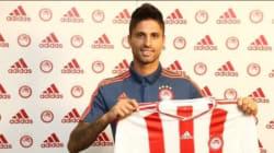 Marouane Da Costa rejoint l'Olympiakos le