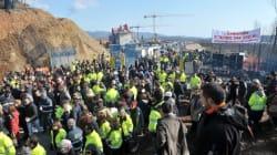 Για την προσωρινή διακοπή των εργασιών στις Σκουριές ενημέρωσε τον πρωθυπουργό ο Πάνος