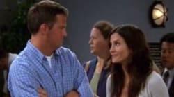 Cette scène que vous n'avez pas vue dans Friends à cause du 11
