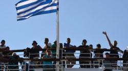 En mer Egée, des adversaires syriens sur le même