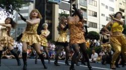 新宿二丁目の祭典、東京レインボー祭り2015【画像】