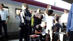 Tirs dans un train Amsterdam-Paris: Le suspect serait un Marocain de 26