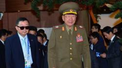 북측 수석대표인 황병서, 북한 권력서열