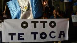 Le Président guatémaltèque à la tête d'un réseau de