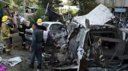 Afghanistan: un nouvel attentat suicide fait 12 morts à Kaboul, dont trois