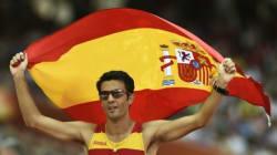 Mondiaux d'athlétisme: Miguel Angel Lopez champion du monde du 20km