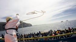 Les garde-côtes italiens ont secouru 4.400 migrants en 24 heures en