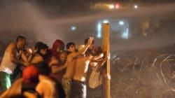 70 blessés dans des affrontements entre la police et des manifestants à
