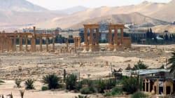 IS, 2000년된 팔미라 고대신전
