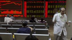 Δραματική πτώση των χρηματιστηρίων στην