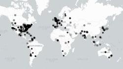#BlackMonday : 증시 폭락의 공포가 전 세계로 퍼져나가는 과정을 GIF로