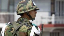 구파발 검문소서 총기 오발사고로 의경 1명