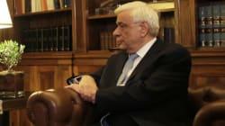 Παυλόπουλος: Θα εφαρμόσω στο ακέραιο τις διατάξεις του Συντάγματος κατά το γράμμα και το πνεύμα