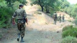 Deux dangereux terroristes tués à Taher et des quantités d'armes et de munitions