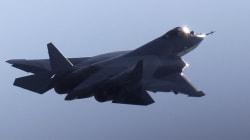 Το υπερσύγχρονο PAK-FA T-50 και άλλα ρωσικά αεροσκάφη στην πρώτη γραμμή της έκθεσης