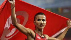 Habiba Ghribi se contente de la médaille d'argent à