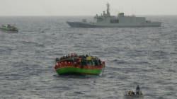 Méditerranée: 50 migrants morts dans la cale d'une