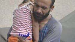 이 사진 한 장이 시리아 난민 아빠의 운명을