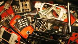 Πάσχει στην ανακύκλωση η Ευρώπη: Κινητά τηλέφωνα, υπολογιστές και ψυγεία καταλήγουν σε