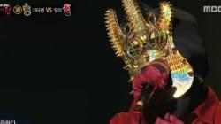 가왕 직전 탈락한 '기타맨'의 얼굴(무대
